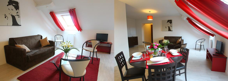 Résidence Duguesclin - Dinan - Vacancéole - Studio 2 personnes - Appartement 2 pièces 4 et 6 personnes