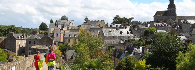Résidence Duguesclin - Dinan - Vacancéole - Cité médiévale